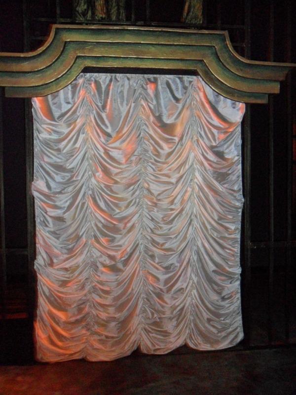 Tewksbury Arts - Finished Large Curtain