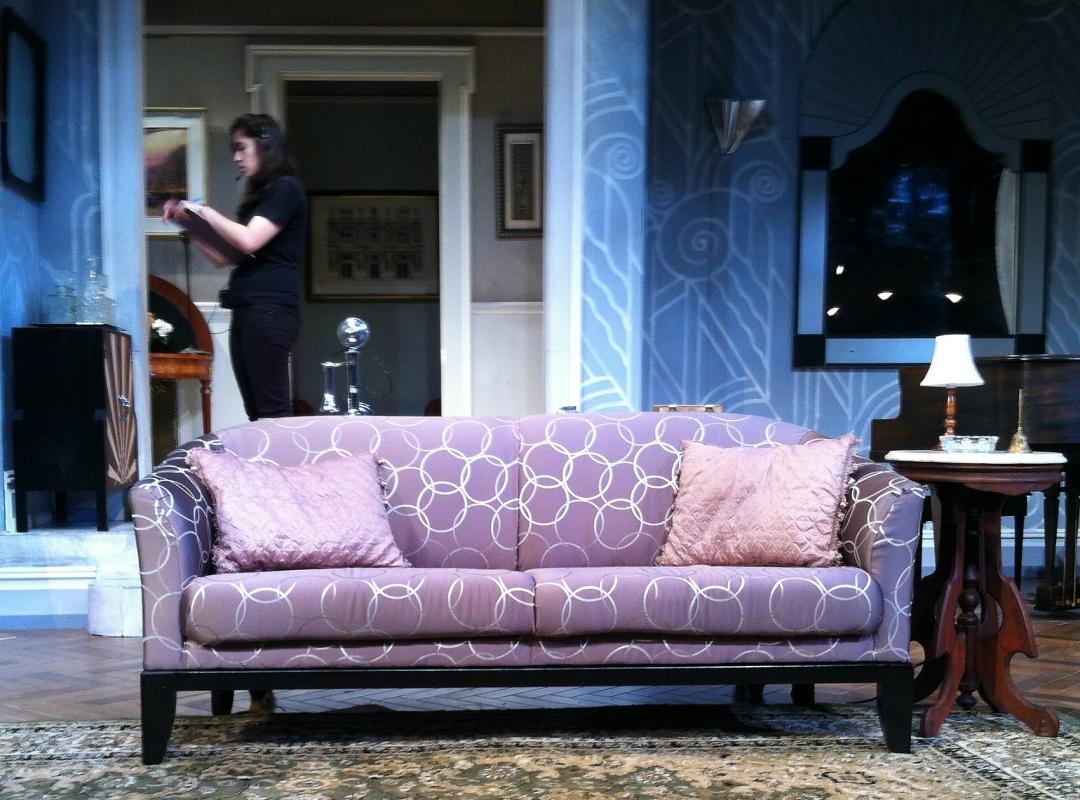 Tewksbury Arts - Couch