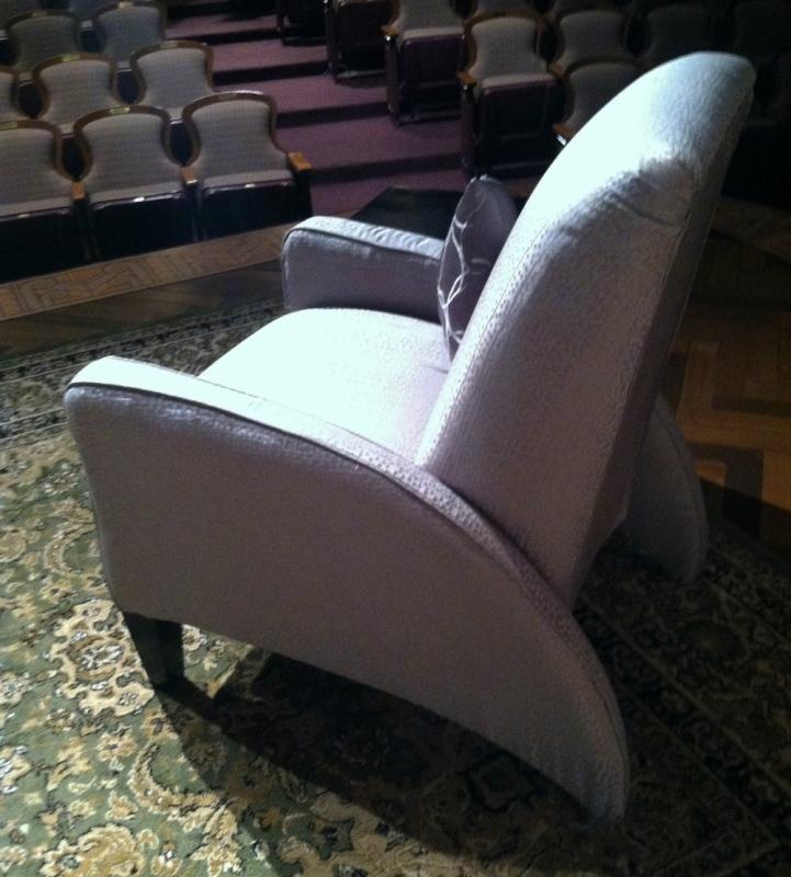 Tewksbury Arts - Chair