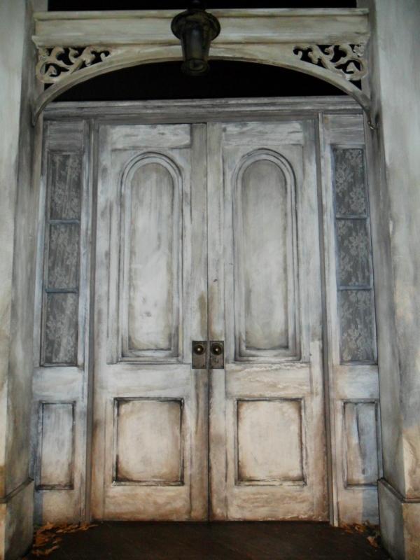 Tewksbury Arts - Custom Doors and Archway