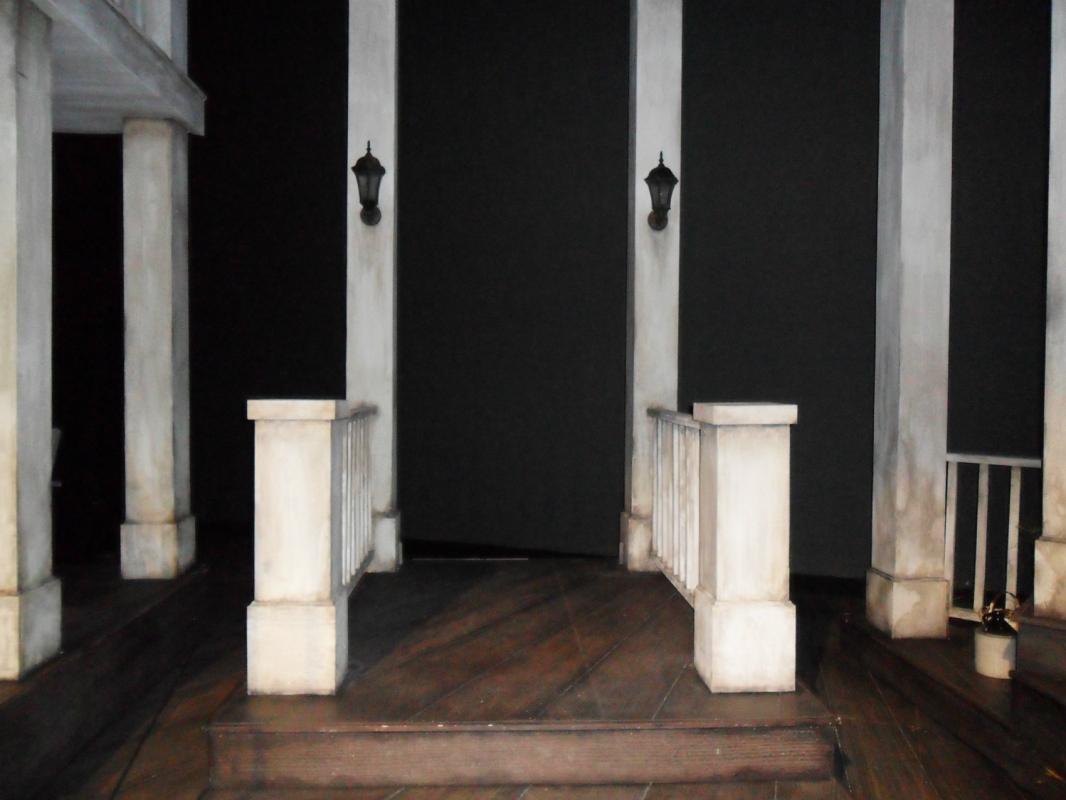 Tewksbury Arts - Porch Railings and Posts