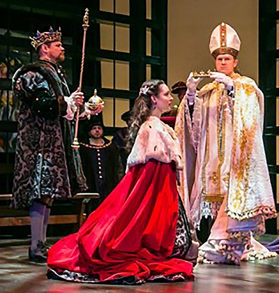 Tewksbury Arts - Coronation Orb and Scepter