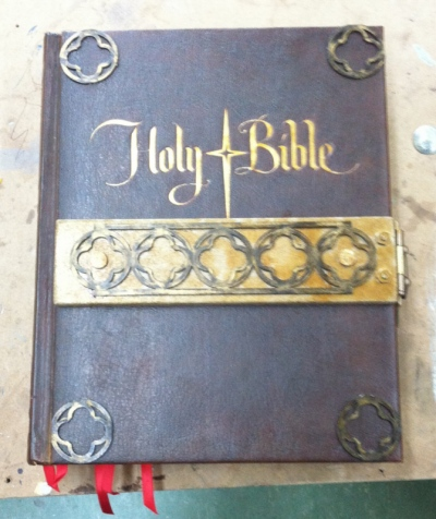 Tewksbury Arts - Bible Alteration