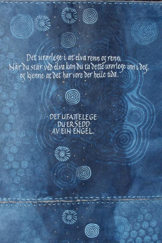 Firingan Kalligrafi - Langs å 2