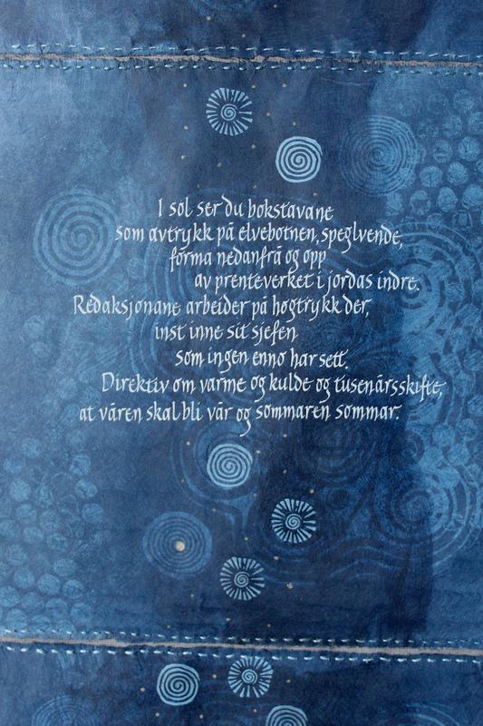 Firingan Kalligrafi - Langs å 3