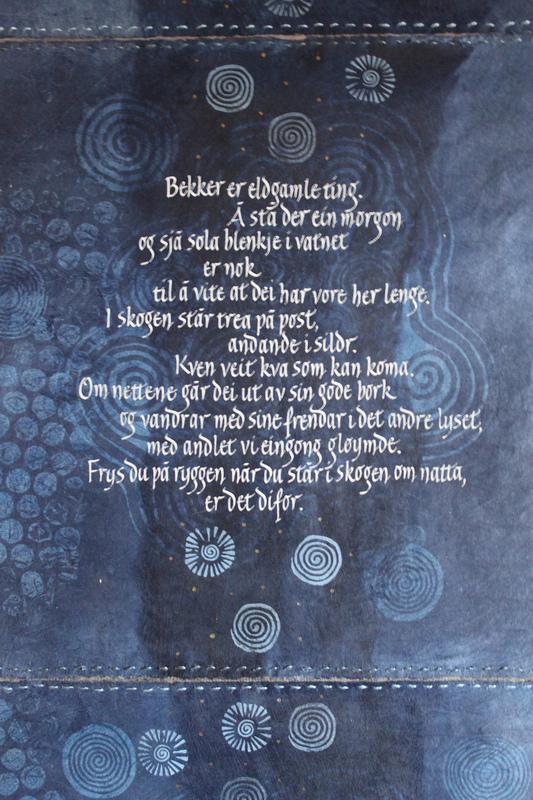 Firingan Kalligrafi - Langs å 4