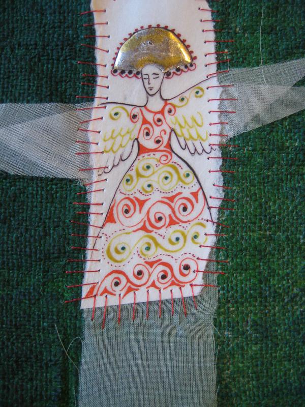 Firingan Kalligrafi - Engel 3, detalj