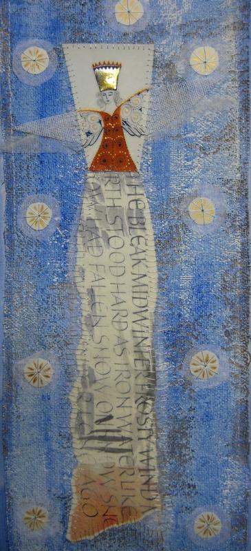 Firingan Kalligrafi - Skytsengel for den frie tanken