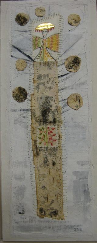 Firingan Kalligrafi - Sytsengel i veaskog