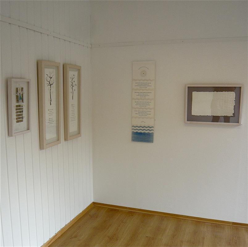 Firingan Kalligrafi - Galleri Askøy, Knausen senter, Florvåg