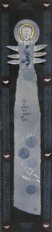 Firingan Kalligrafi - Englevakt 1