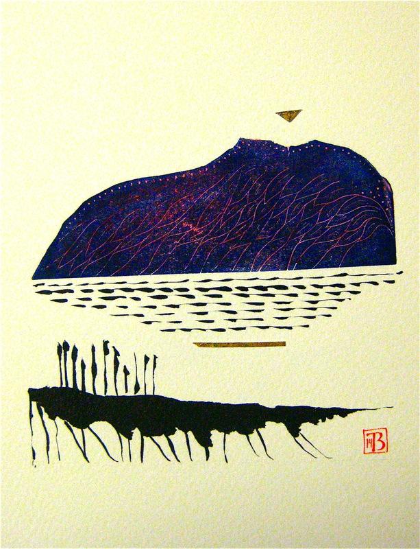 Firingan Kalligrafi - Fjellveng 1, raud
