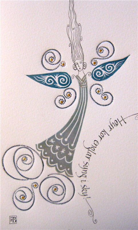 Firingan Kalligrafi - Englesong 1