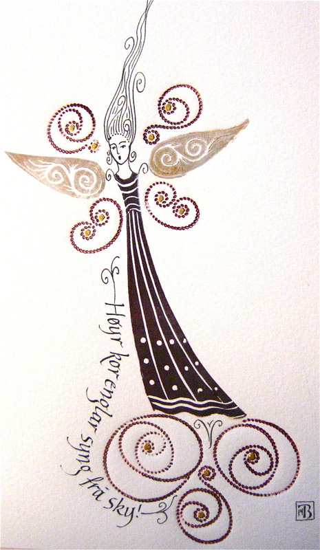 Firingan Kalligrafi - Englesong 3