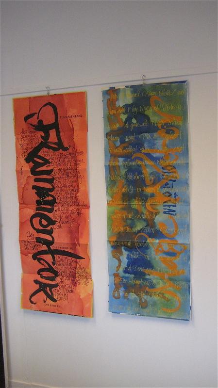 Firingan Kalligrafi - Katharina Pieper, Tyskland