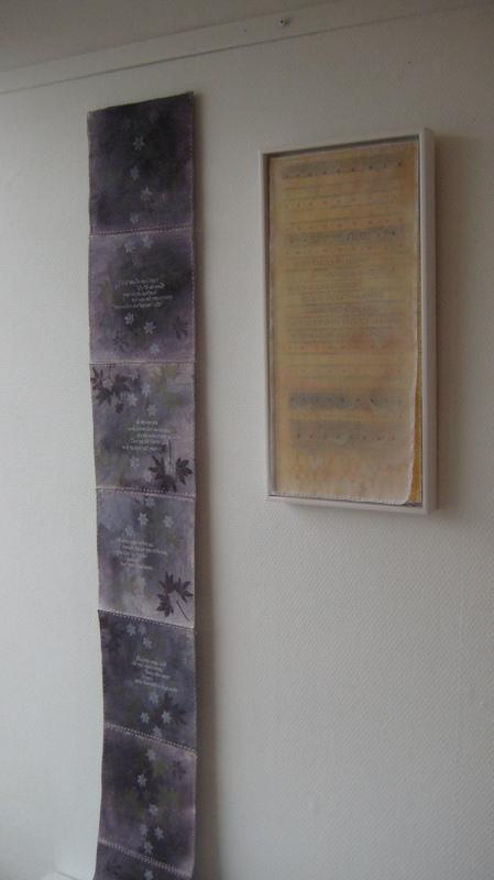 Firingan Kalligrafi - Borghild Telnes, Seljord