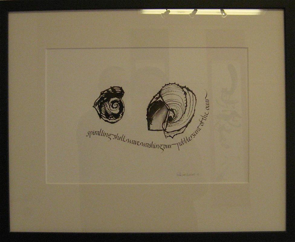 Firingan Kalligrafi - Rita Aase Austvoll, Sandnes