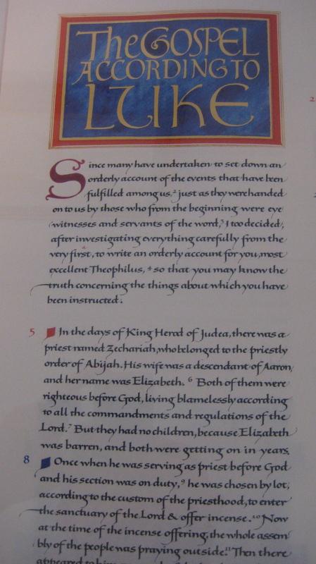 Firingan Kalligrafi - Donald Jackson, England
