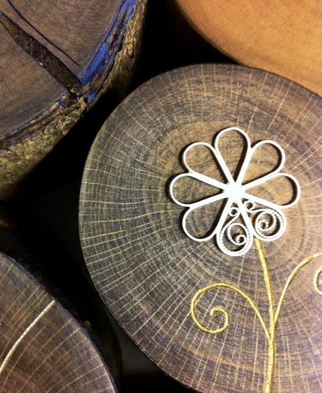 Firingan Kalligrafi - Blom i tre 2