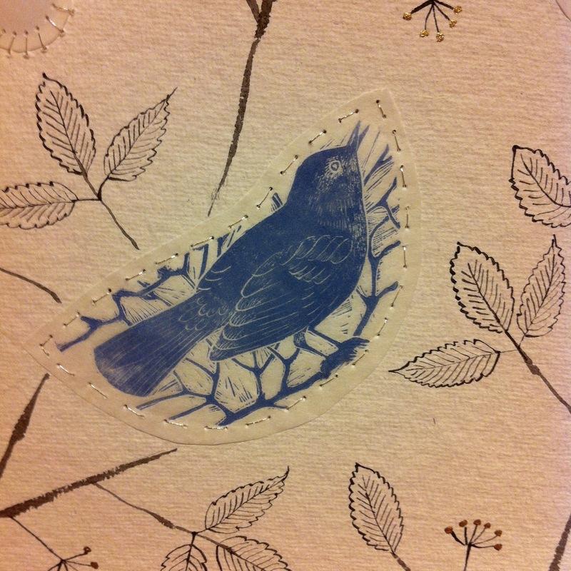 Firingan Kalligrafi - Sommarnott, detalj 3