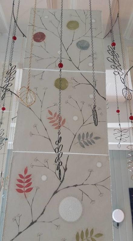 Firingan Kalligrafi - Utstillingsrommet 3