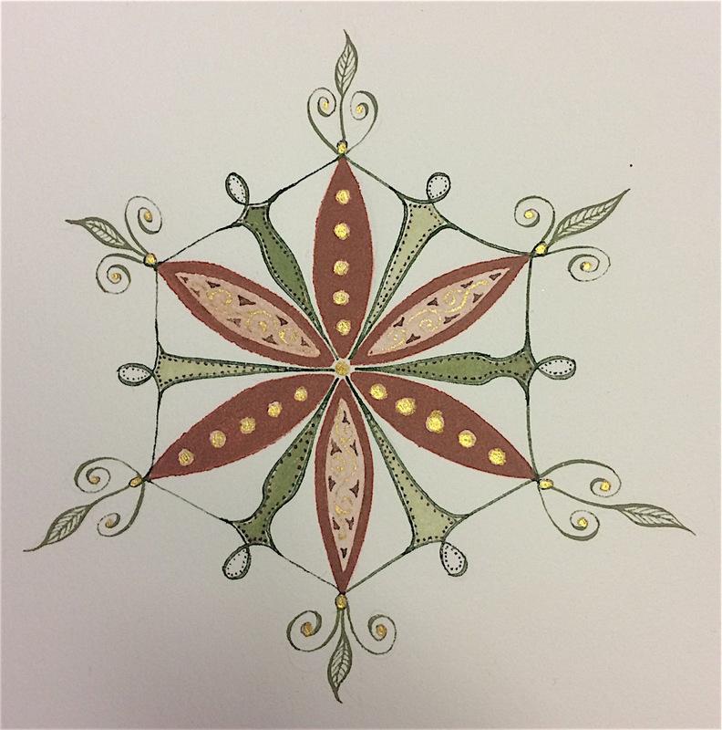 Firingan Kalligrafi - Inkluderingspris for Seljord (detalj)