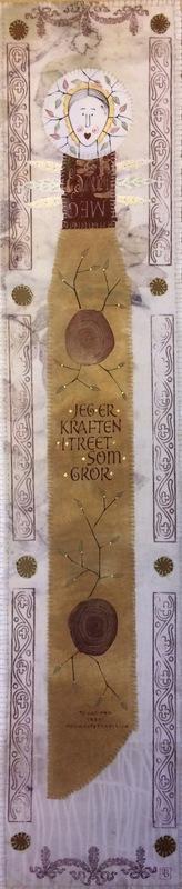 Firingan Kalligrafi - Vaktar for skaparverket III