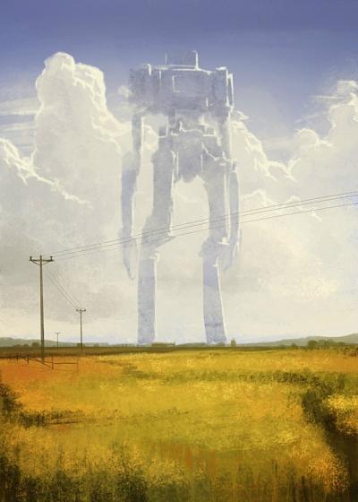 Dan Burgess Art -