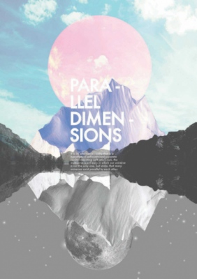 BY V - Themed Posters - Parallel Dimensions (Twilight Zone)