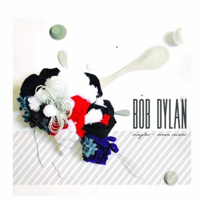 BY V - Album cover - Bob Dylan singles-Seven Curses