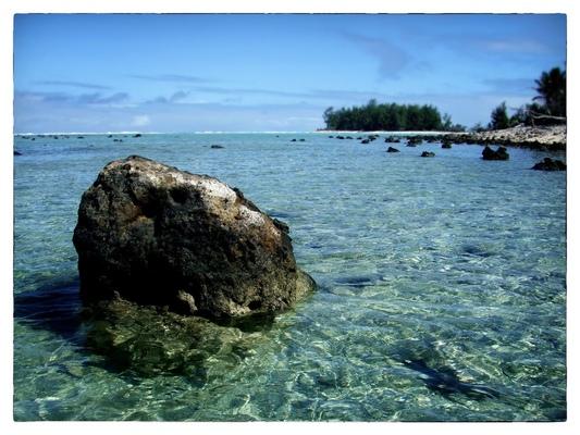 Andrew Bannerman-Bayles - Mosquito Island, Oceanside Raratonga, Cook Islands