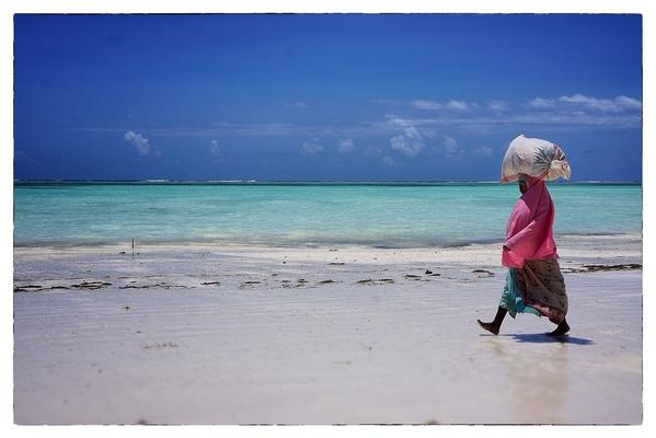 Andrew Bannerman-Bayles - Bwejuu Zanzibar