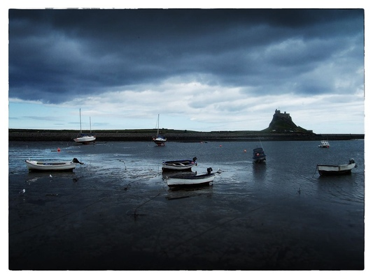 Andrew Bannerman-Bayles - Holy Island Northumberland