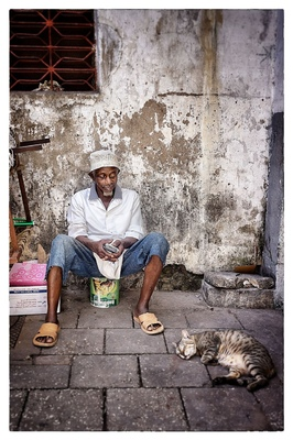 Andrew Bannerman-Bayles - Stone Town Zanzibar