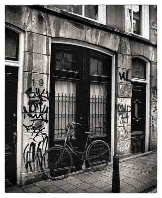 Andrew Bannerman-Bayles - Amsterdam