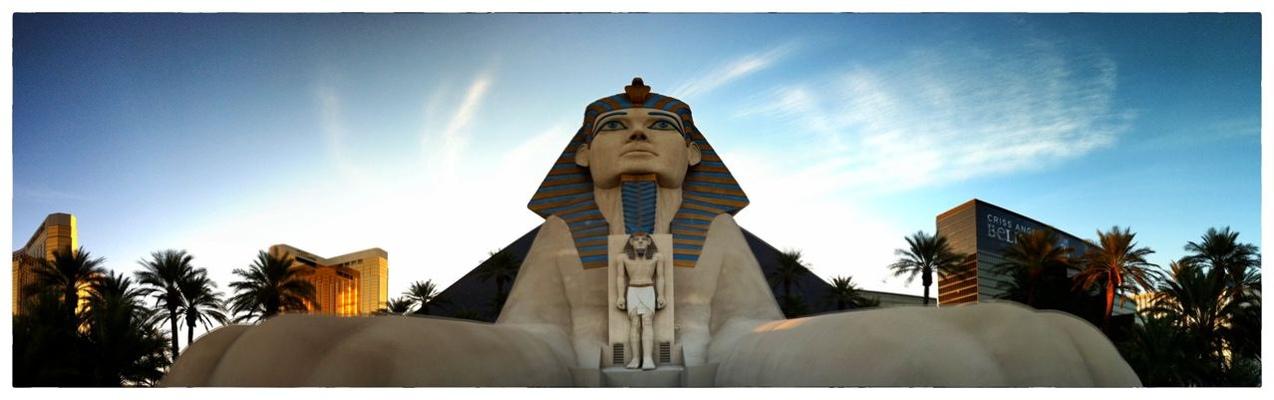 Andrew Bannerman-Bayles - Luxor Hotel Las Vegas