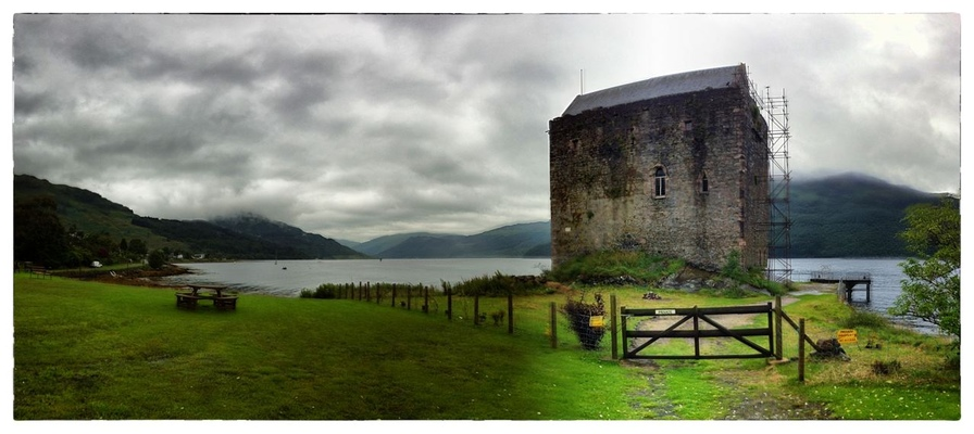 Andrew Bannerman-Bayles - Carrick Castle Loch Goilhead, Scotland
