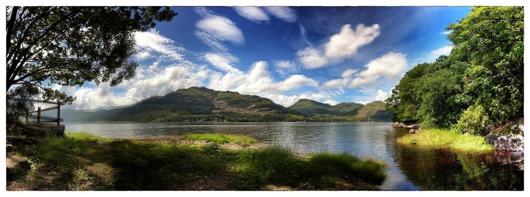 Andrew Bannerman-Bayles - Loch Goil Argyl, Scotland