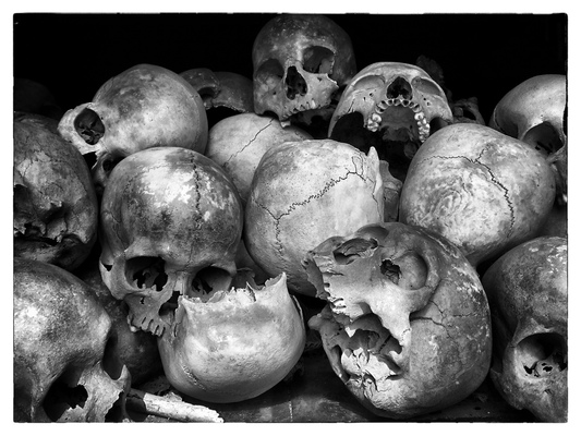 Andrew Bannerman-Bayles - Victims Of The Khmer Rouge Phnom Penh, Cambodia