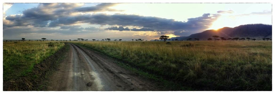 Andrew Bannerman-Bayles - Masai Mari Kenya