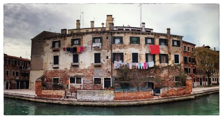 Andrew Bannerman-Bayles - Venice