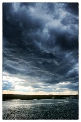 Andrew Bannerman-Bayles - Approching Storm Cape Cod Bay, Massachusetts, USA