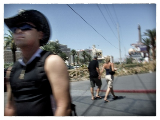 Andrew Bannerman-Bayles - Urban cowboy Las Vegas