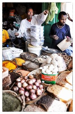 Andrew Bannerman-Bayles - Spice Market Stone Town, Zanzibar