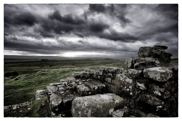 Andrew Bannerman-Bayles - Hadrians Wall Northumberland