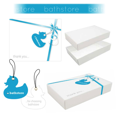 Andrew Bannerman-Bayles - Conceptual Welcome Pack   Bathstore