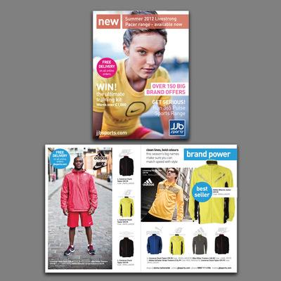 Andrew Bannerman-Bayles - Sports Magazine  JJB Sports