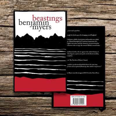 Andrew Bannerman-Bayles - Beastings Book Jacket   Bluemoose Books/Ben Myers