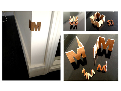 Margaret Molly McCormick Portfolio - Wall Details 2
