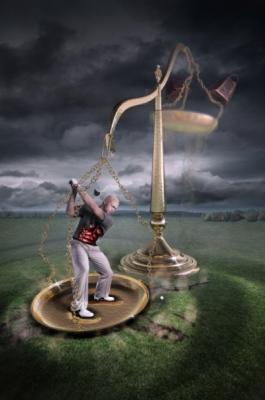 Arc Imaging - Kinetic Golf / Nick Bradley